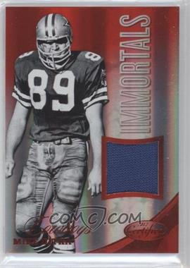 2012 Certified Materials Mirror Red #248 - Mike Ditka /199