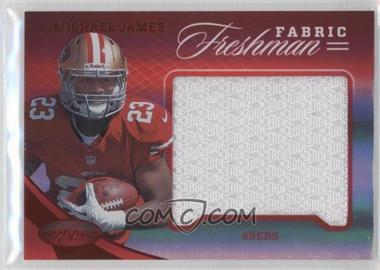 2012 Certified Materials Mirror Red #338 - LaMichael James /149