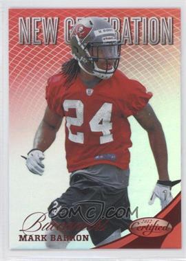 2012 Certified Mirror Red #287 - Mark Barron /250