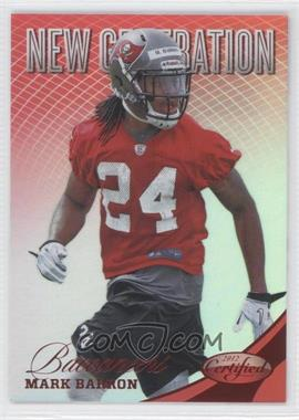2012 Certified Mirror Red #287 - Mark Barron /250