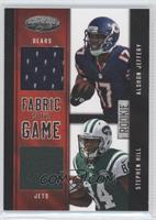 Alshon Jeffery, Stephen Hill /149