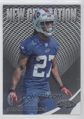 2012 Certified #304 - Stephon Gilmore /999