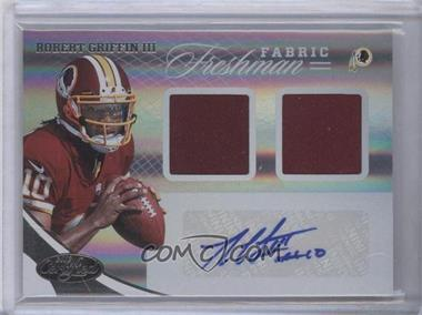 2012 Certified #317 - Robert Griffin III /299
