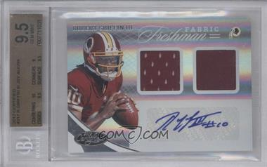 2012 Certified #317 - Robert Griffin III /299 [BGS 9.5]