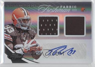 2012 Certified #318 - Trent Richardson /299