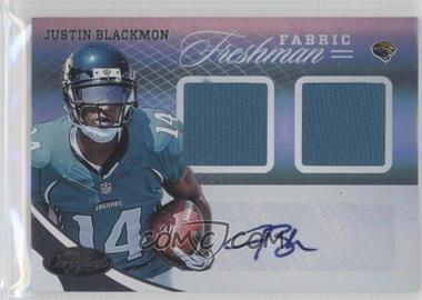 2012 Certified #319 - Justin Blackmon /299
