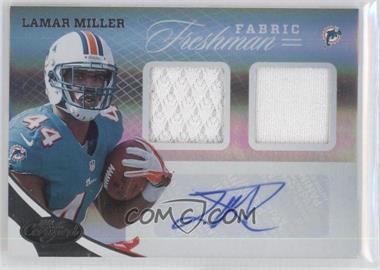 2012 Certified #337 - Lamar Miller /399