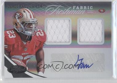 2012 Certified #338 - LaMichael James /499