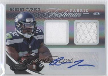 2012 Certified #343 - Robert Turbin /499