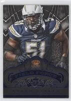 Takeo Spikes /25