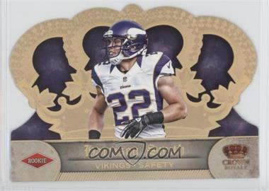 2012 Crown Royale Gold Holo-Foil #191 - Harrison Smith /99