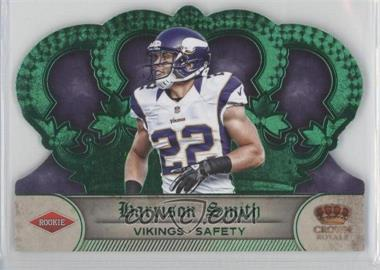 2012 Crown Royale Green #191 - Harrison Smith /49