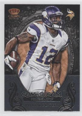 2012 Crown Royale Pivotal Players #17 - Percy Harvin