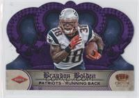 Brandon Bolden /25