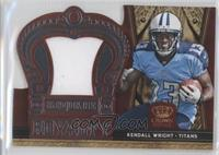 Kendall Wright /149