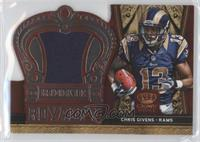 Chris Givens /149