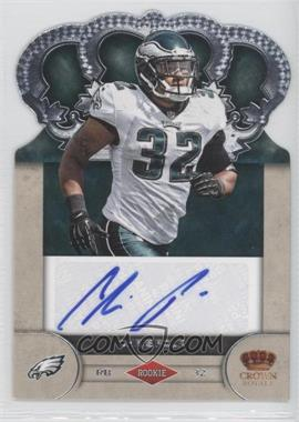 2012 Crown Royale Rookie Signatures #16 - Chris Polk /245
