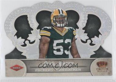 2012 Crown Royale Silver Holo-Foil #223 - Nick Perry /149