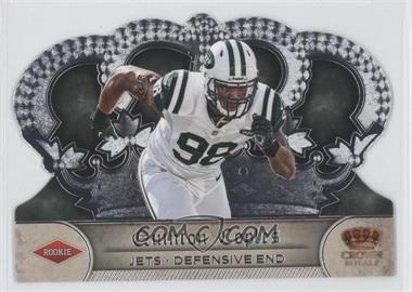 2012 Crown Royale #227 - Quinton Coples /399