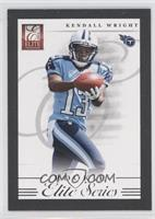 Kendall Wright /999