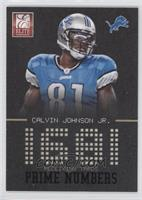 Calvin Johnson Jr. /49