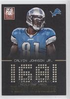 Calvin Johnson Jr. /149