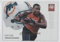 Rishard Matthews /399