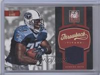 Eddie George, Chris Johnson /49