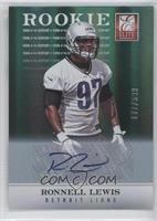 Ronnell Lewis /599
