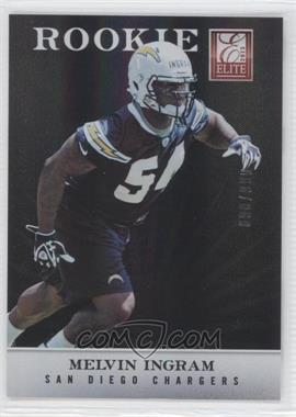 2012 Elite #109 - Melvin Ingram /999