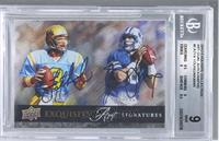 Troy Aikman, Steve Young /5 [BGS9]