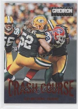 2012 Gridiron Crash Course #9 - Clay Matthews
