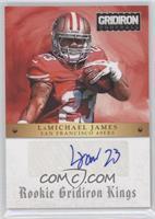 LaMichael James /99