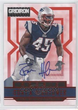 2012 Gridiron Rookie Signatures Xs [Autographed] #231 - Dont'a Hightower /499
