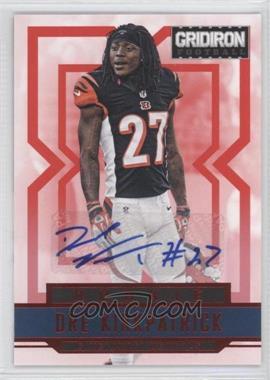 2012 Gridiron Rookie Signatures Xs [Autographed] #233 - Dre Kirkpatrick /99