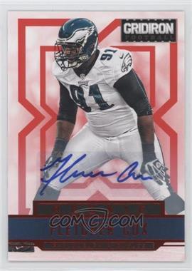 2012 Gridiron Rookie Signatures Xs [Autographed] #237 - Fletcher Cox /499