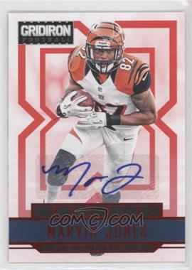 2012 Gridiron Rookie Signatures Xs [Autographed] #263 - Marvin Jones /499