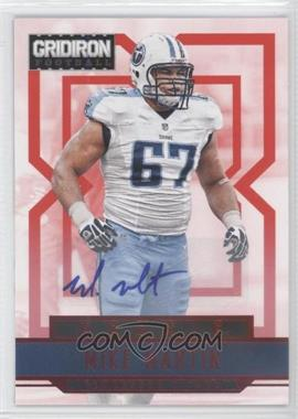 2012 Gridiron Rookie Signatures Xs [Autographed] #269 - Mike Martin /499