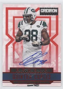 2012 Gridiron Rookie Signatures Xs [Autographed] #277 - Quinton Coples /99
