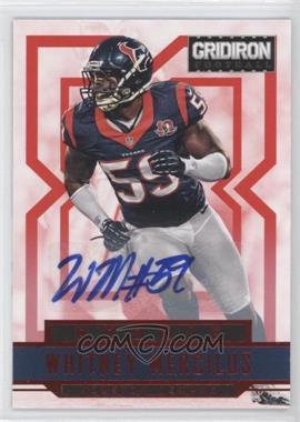 2012 Gridiron Rookie Signatures Xs [Autographed] #298 - Whitney Mercilus /99