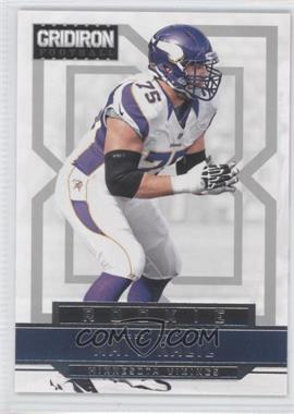 2012 Gridiron Silver Xs #265 - Matt Kalil /250