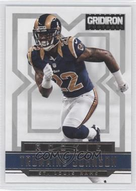 2012 Gridiron Silver Xs #293 - Trumaine Johnson /250