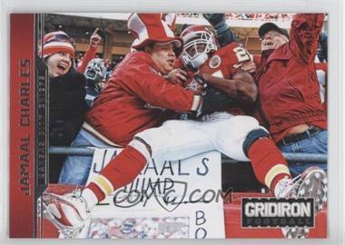 2012 Gridiron #95 - Jamaal Charles