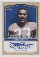 Jimmy Johnson /10