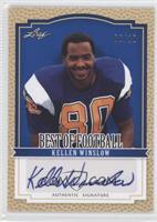 Kellen Winslow /10
