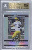 Andrew Luck (Silver Prismatic) /99 [BGS 9.5]