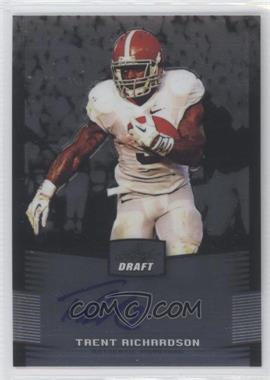 2012 Leaf Metal Draft #TR1 - Trent Richardson