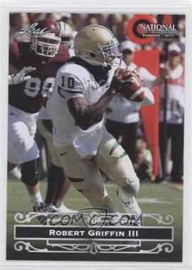 2012 Leaf National Convention - [Base] #VIP-2 - Robert Griffin III