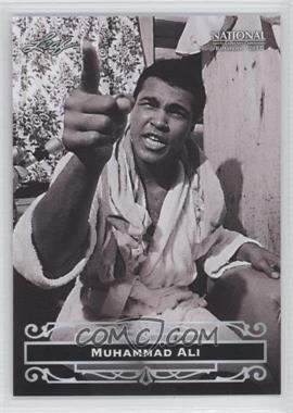 2012 Leaf National Convention #VIP-3 - Muhammad Ali