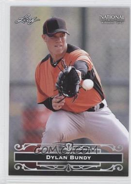 2012 Leaf National Convention #VIP-5 - Dylan Bundy